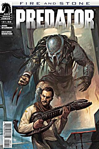 Predator Fire and Stone Cover - 1