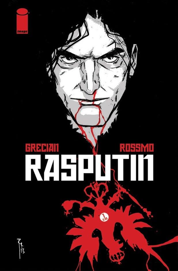 Rasputin - Comic