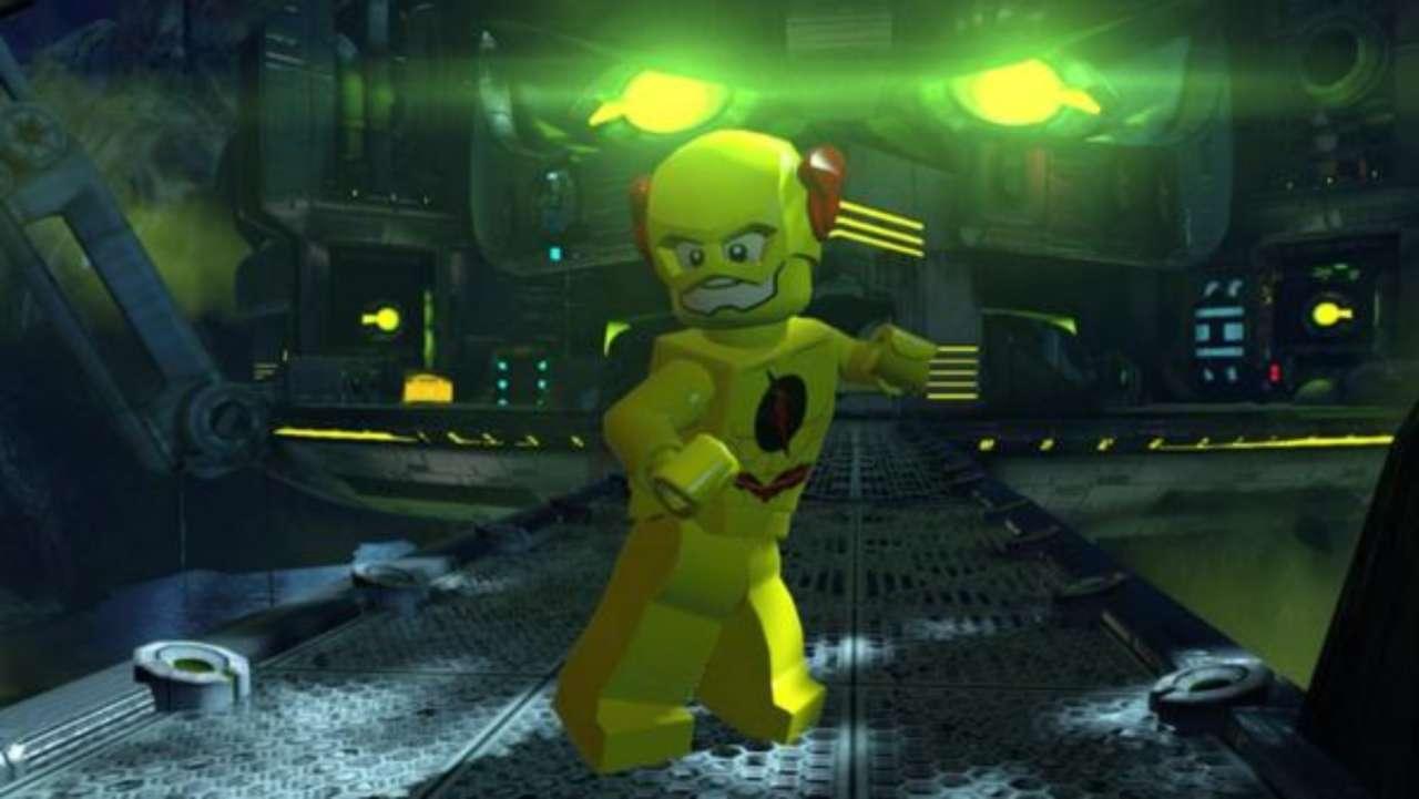Lego Batman 3 Announces Zatanna Reverse Flash Black Canary Captain Cold And More