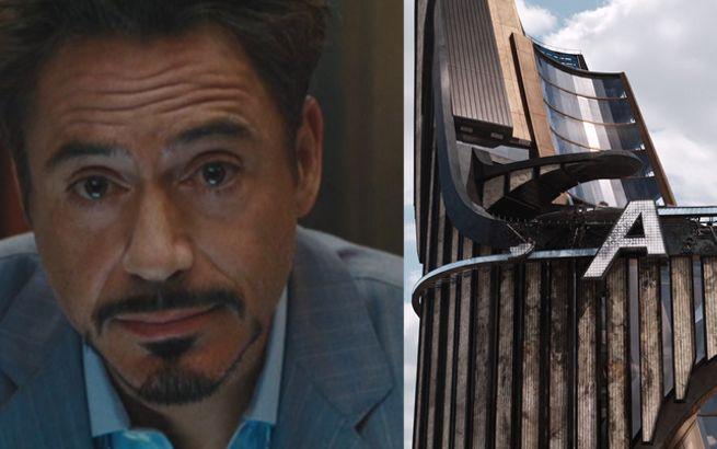 Robert Downey Jr. Avengers A