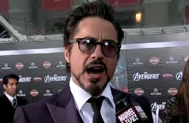 Robert Downey Jr. Reddit