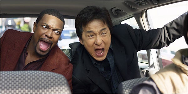 Rush Hour TV Series Headed to CBS