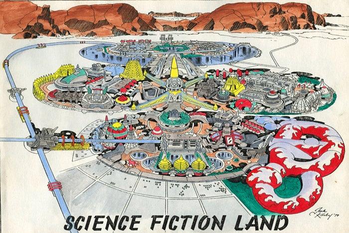 science-fiction-land-jack-kirby