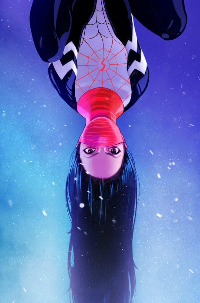 Silk 1 Stacey Lee Variant