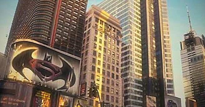 Story Behind Batman Vs  Superman Easter Egg In I Am Legend