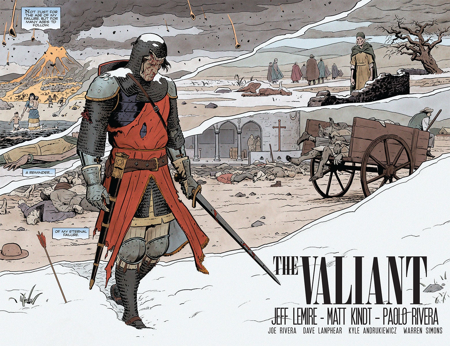 The Valiant Preview 5