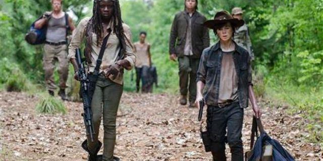 The Walking Dead Season 5 Strangers