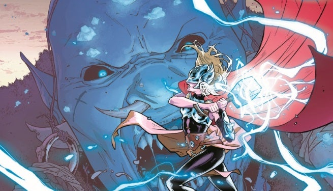 Thor 2 Cover top