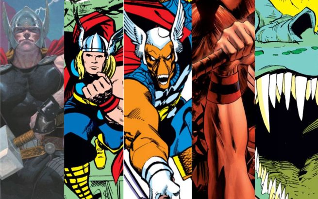 Thor Top 10