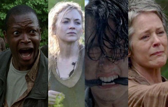 Who dies on The Walking Dead?