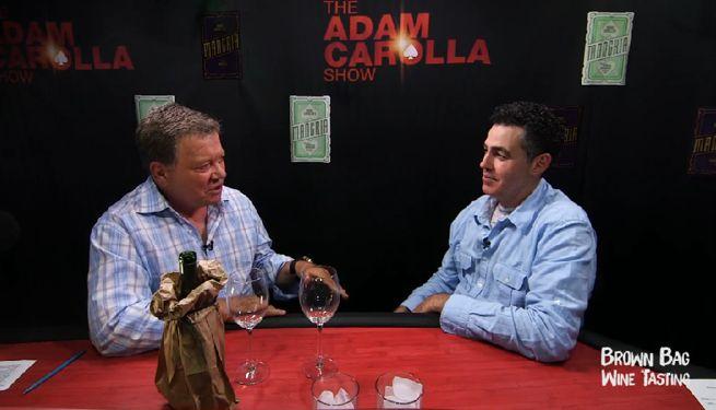 William Shatner and Adam Carolla
