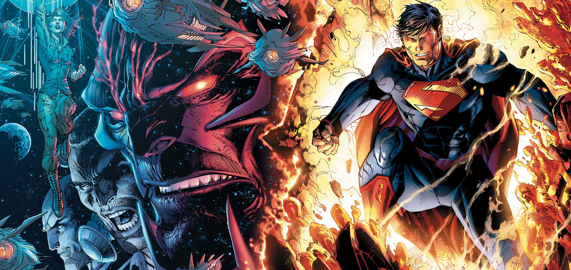 0 - Superman Unchained 9 - Cover