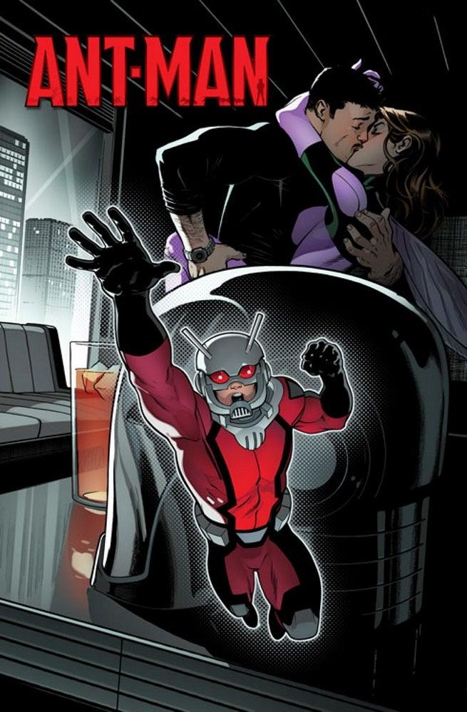 Ant-Man 1 McGuinness Shrinking Variant