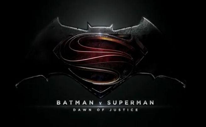 Batman V. Superman Teaser