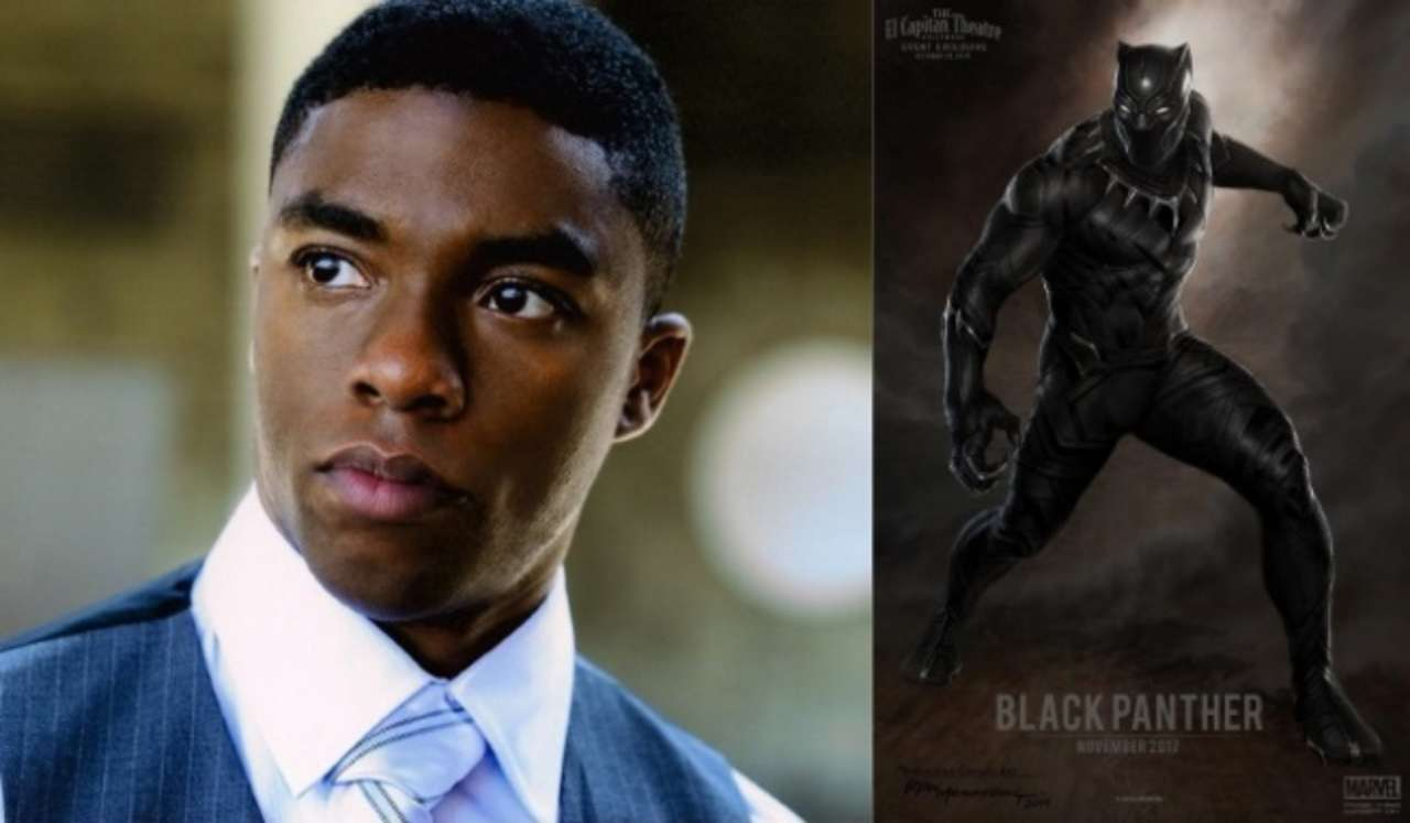 Chadwick Boseman Says He S Eager To Start Black Panther Right Now