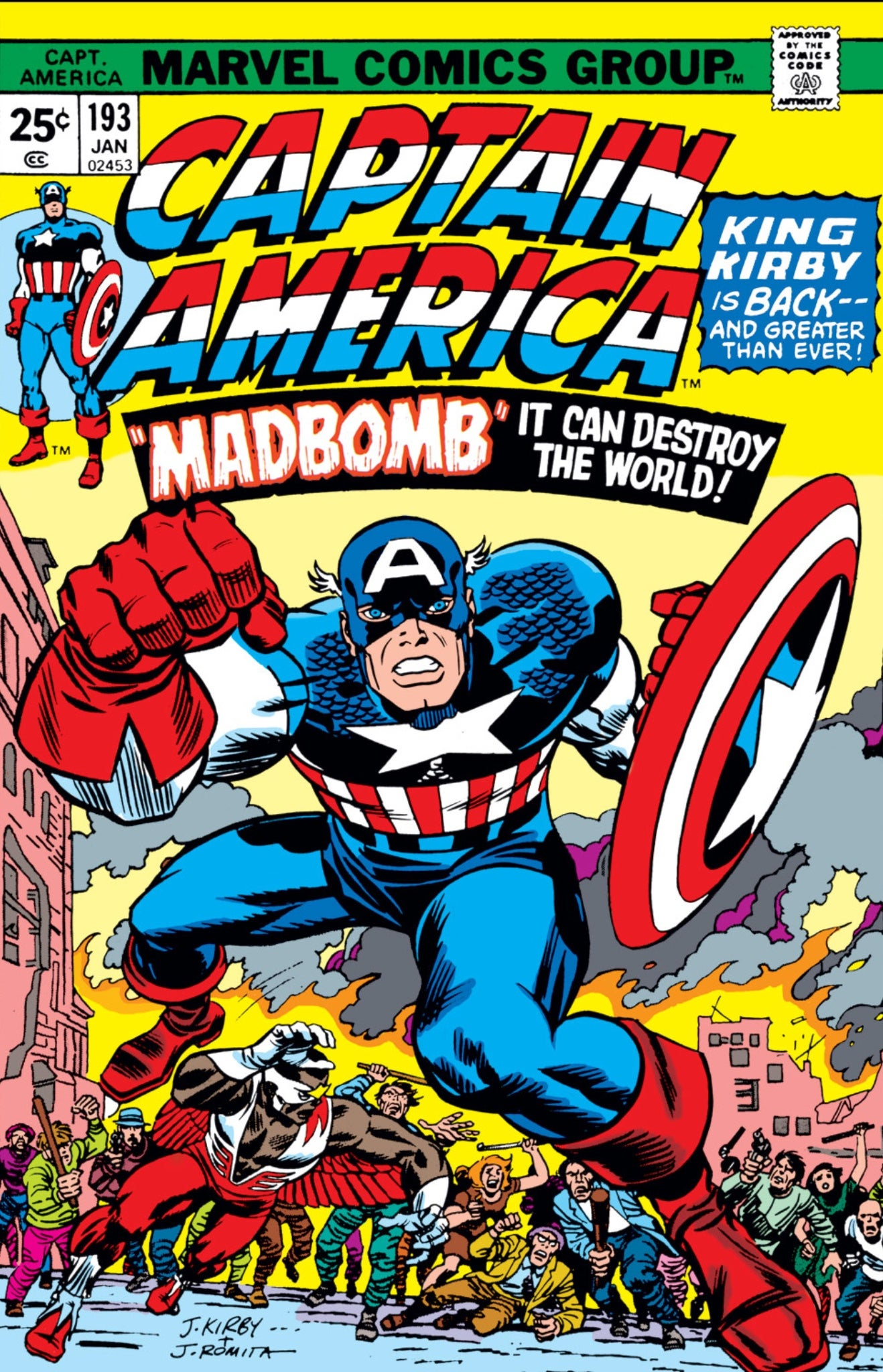 5 Best Captain America and Falcon Stories