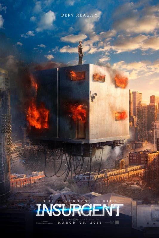 Divergent Series: Insurgent Teaser Trailer and Poster Released