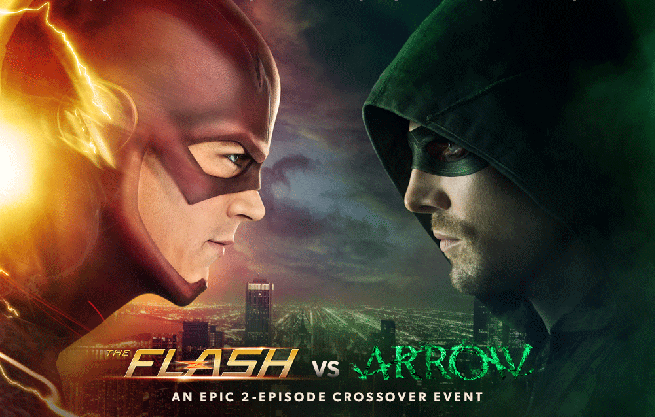 flash-vs-arrow-poster