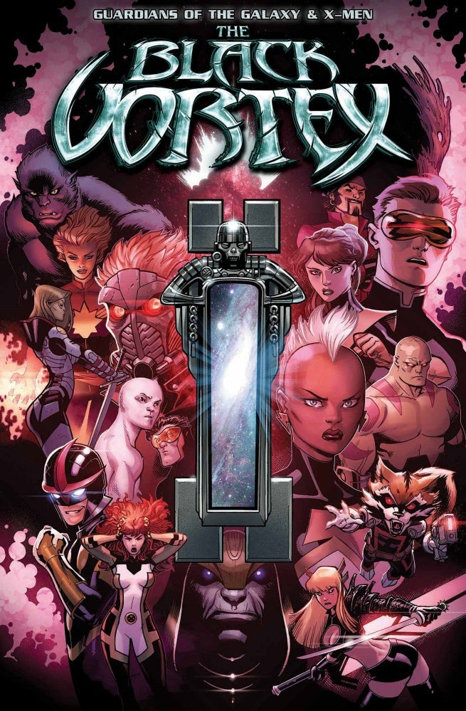 Guardians of the Galaxy & X-Men The Black Vortex Alpha