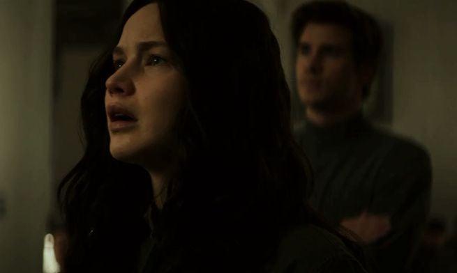 Hunger Games Clip