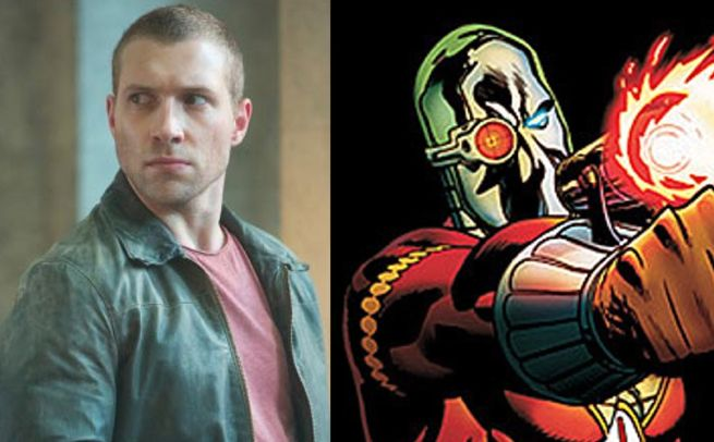 Jai Courtney Deadshot