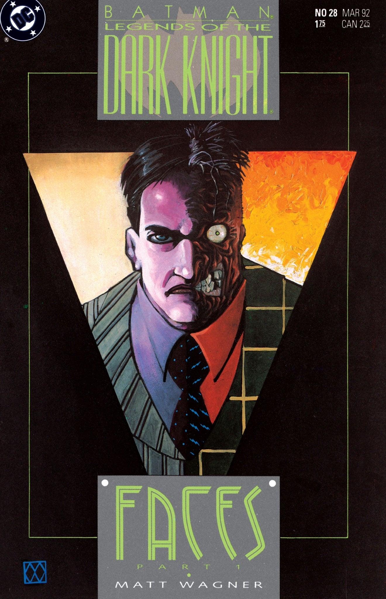 Legends of Dark Knight 28 cover