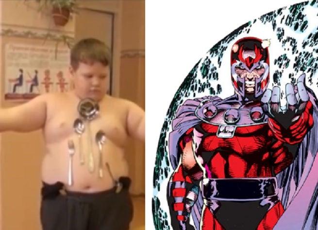magneto-kid