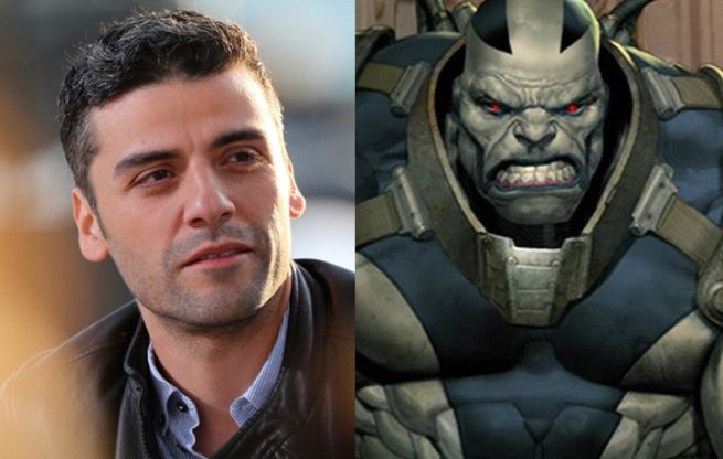Oscar Isaac Begins Filming X-Men: Age of Apocalypse Scenes