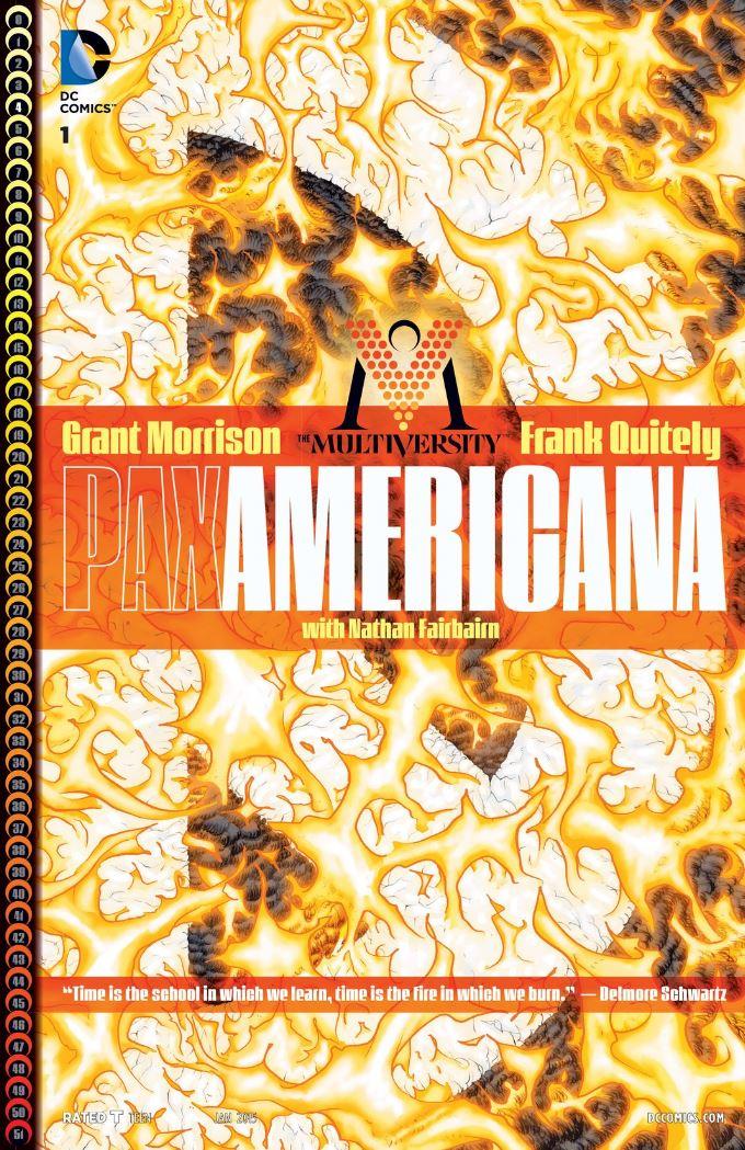 Pax Americana - Cover