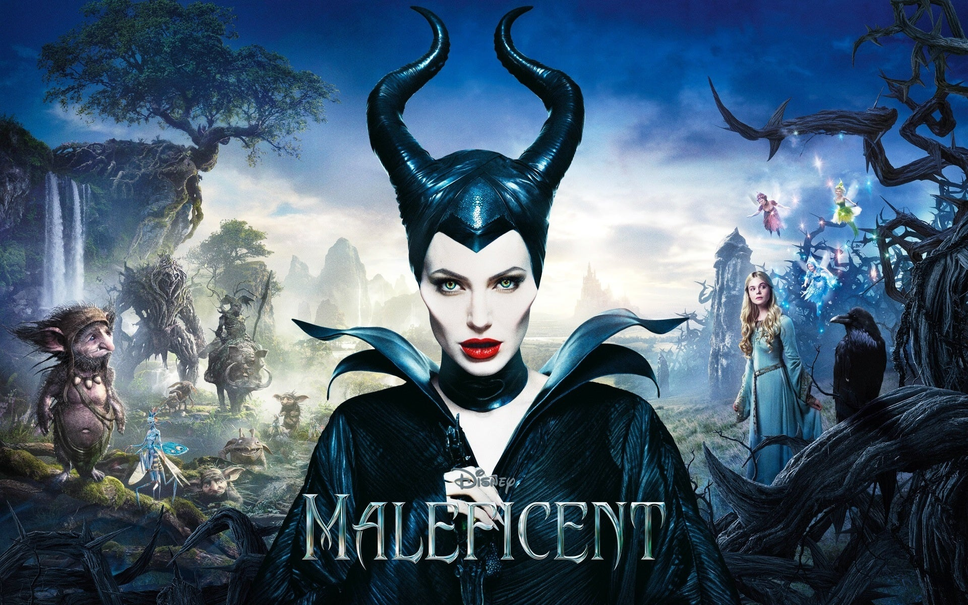 Maleficent Gets A Honest Trailer