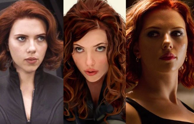 Scarlett Johansson Birthday