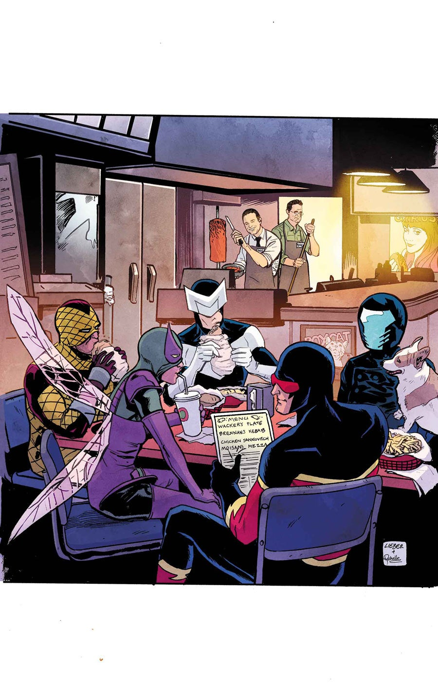 Superior Foes of Spider-Man 17 - Cover