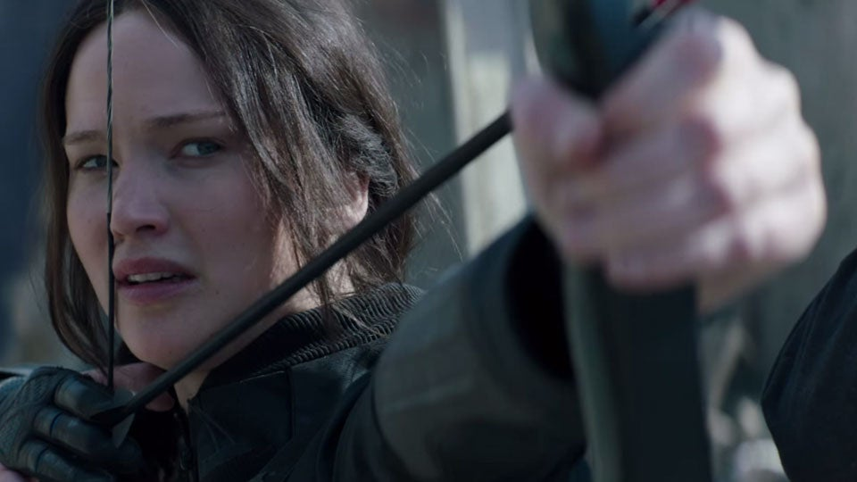 The Hunger Games Mockingjay Part One