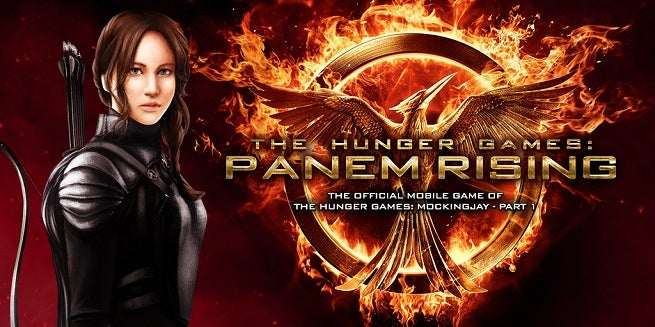 The Hunger Games Panem Rising