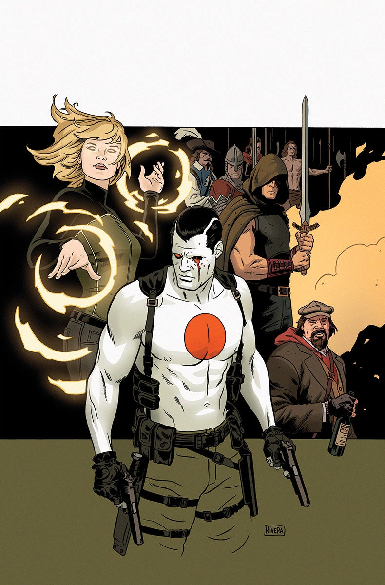 The Valiant - Cover