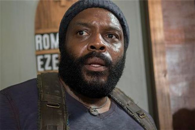 The Walking Dead Season 5 Crossed Tyreese