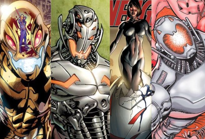 Ultron Stories