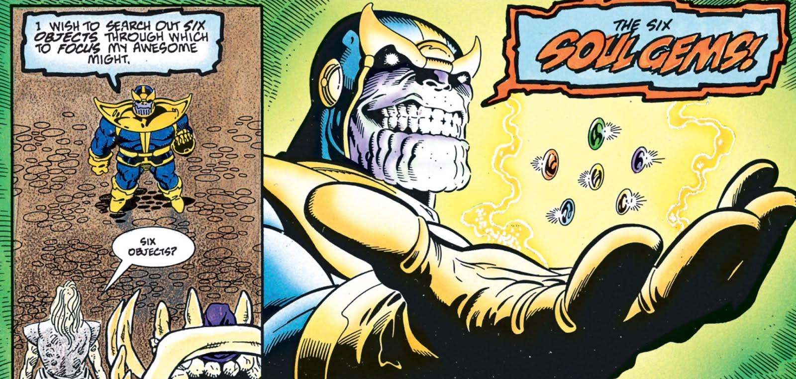 Is This The Road To Avengers: Infinity War? The Thanos Quest.