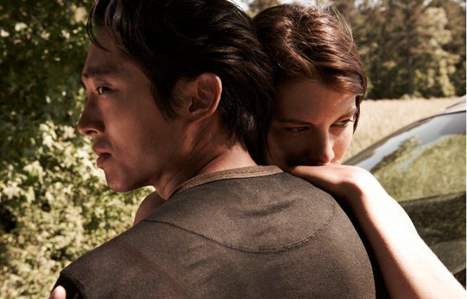 The Walking Dead Maggie Glenn