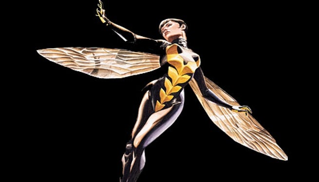 Ant Man Is Wasp An Agent Of Shield