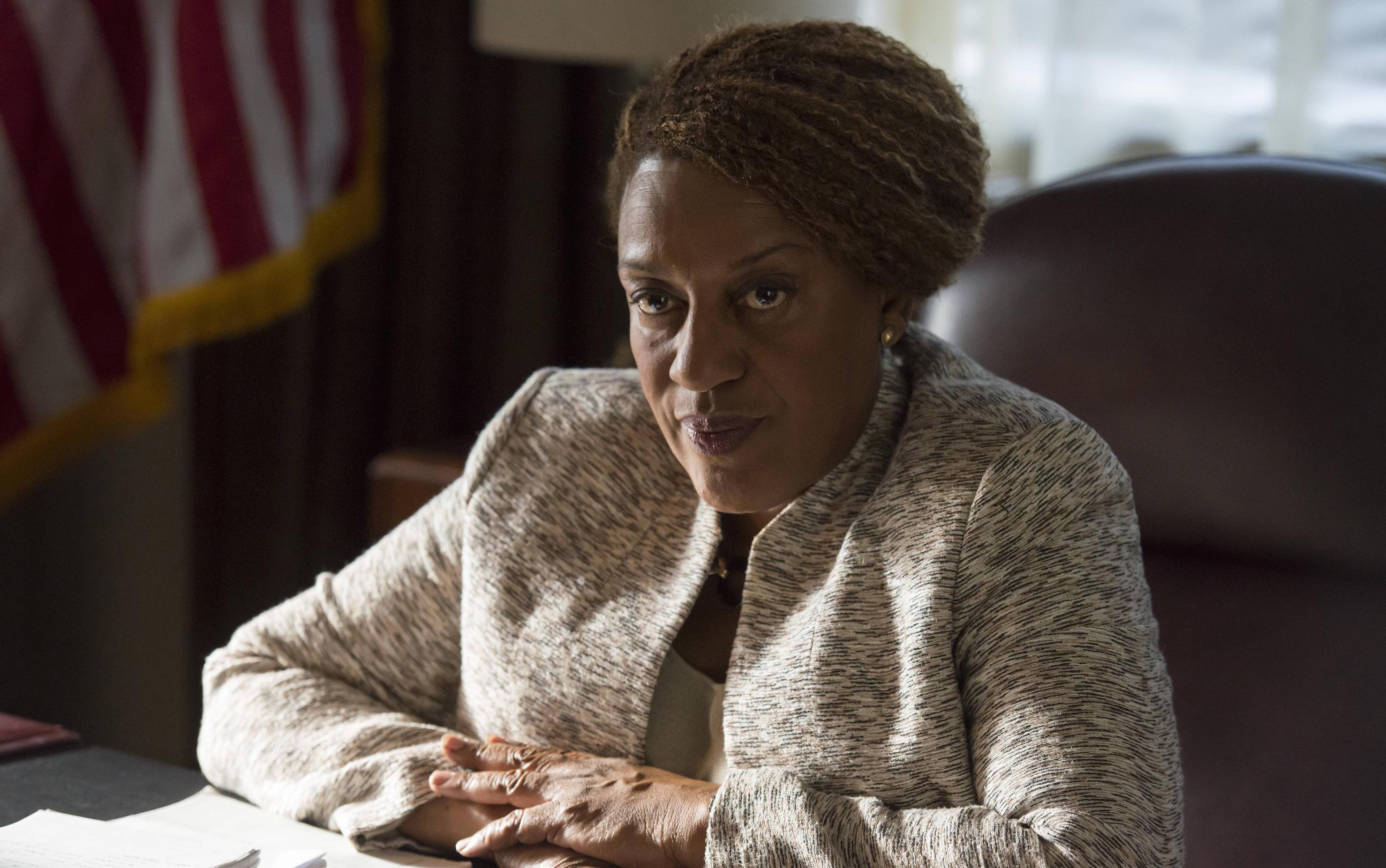 CCH Pounder movies and tv shows