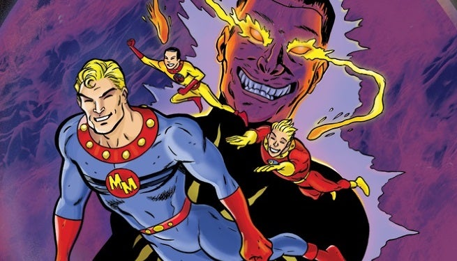All New Miracleman Annual Smith Variant top