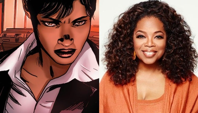 Suicide Squad: Oprah Winfrey Reportedly First Choice For Amanda Waller