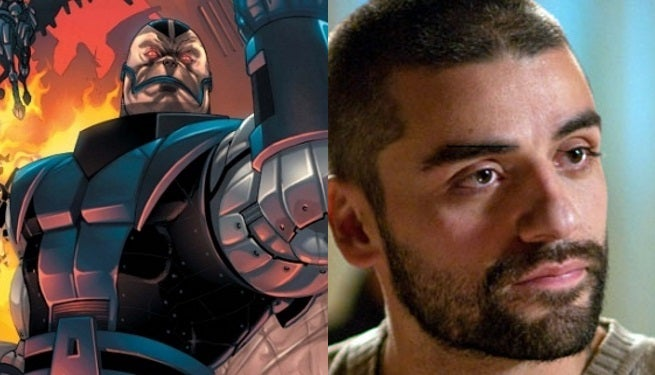 Oscar Isaac Confirms Apocalypse Role In X-Men: Apocalypse