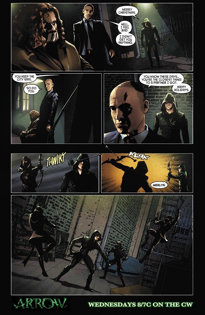 arrow-comic