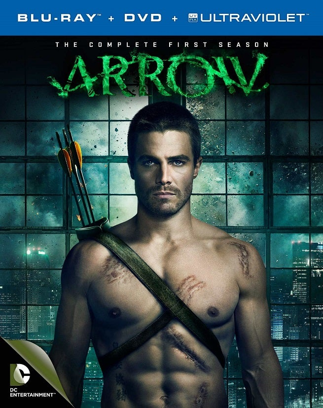 arrow-season-1-blu-ray