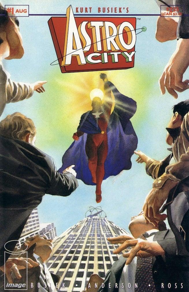 Astro City 1 cover