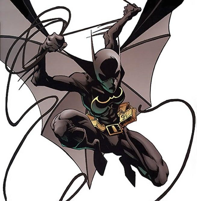 Batgirl III h0
