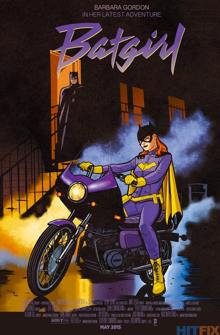 BATGIRL-movie-poster-variant-for-PREVIEWS gallery primary