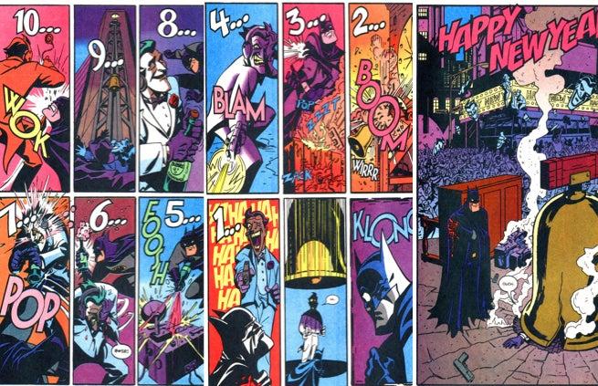 Batman New Years